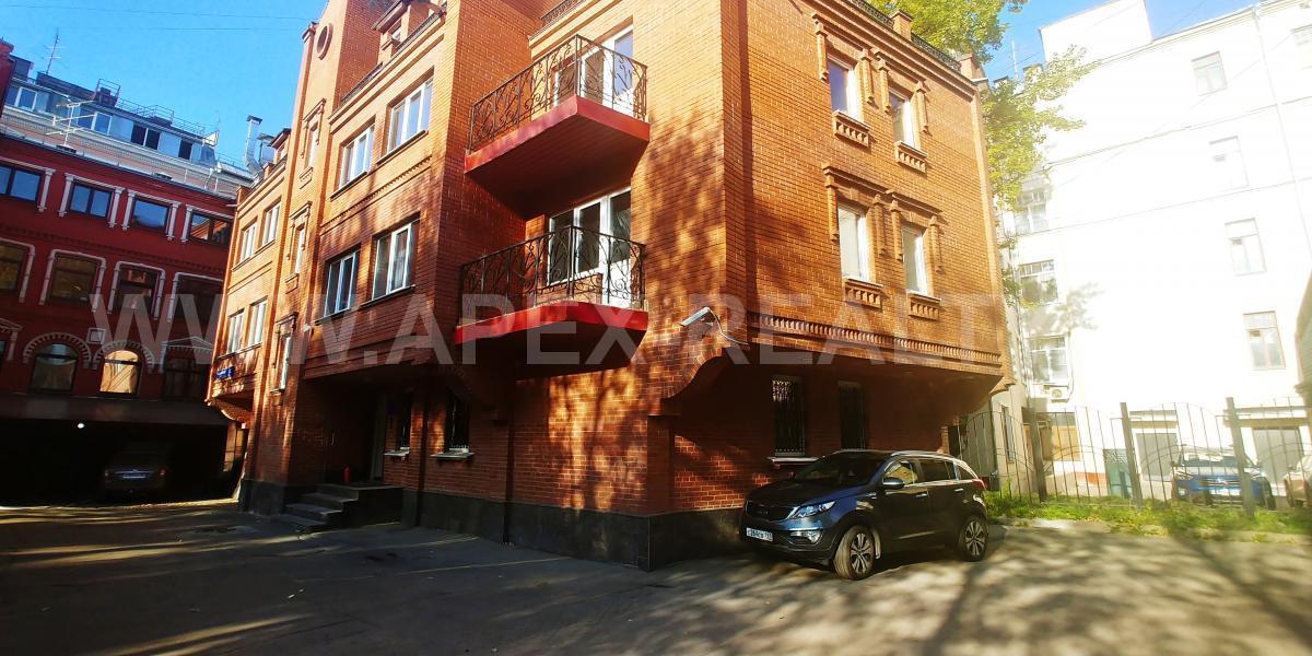 Аренда офиса 60 кв Бронная Малая улица офисные помещения Войковский 2-й проезд