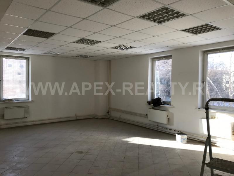 Офисные помещения под ключ Парковая 16-я улица аренда коммерческой недвижимости Карамышевский проезд