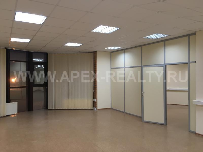 Аренда офиса 100 кв.м в бизнес центре москва Аренда офиса 50 кв Саморы Машела улица