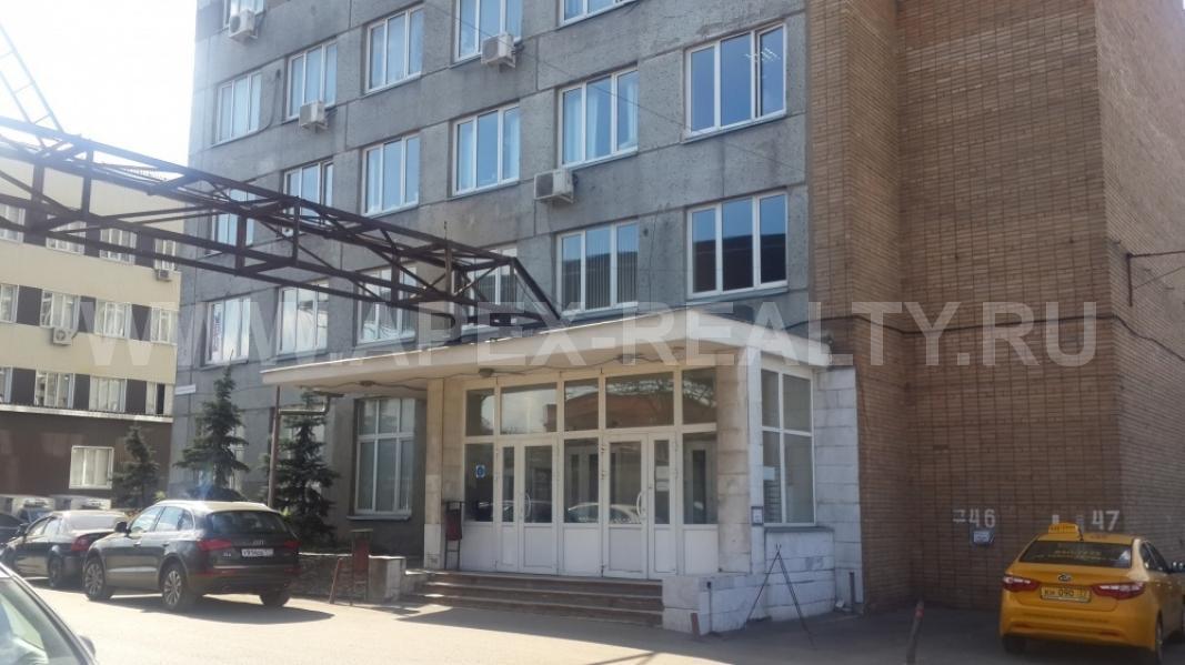 Поиск помещения под офис Талалихина улица Аренда офиса 60 кв Петровка улица