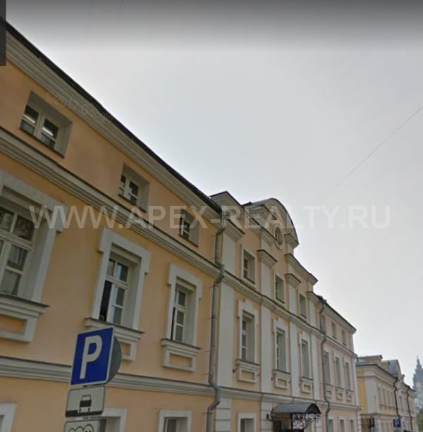 Аренда офиса 60 кв Троицкий 2-й переулок коммерческая недвижимость крым саки