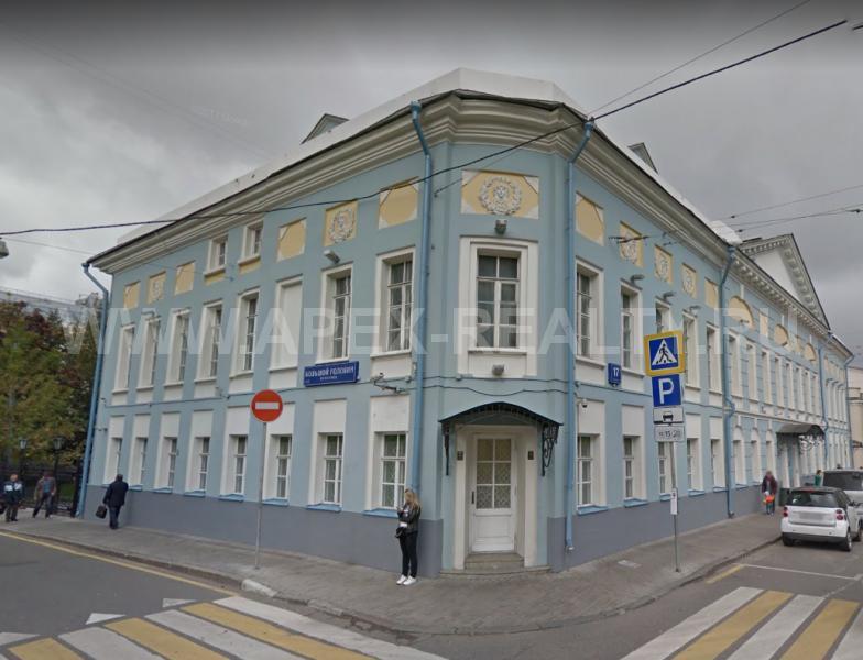 Аренда офиса 50 кв Колокольников переулок поиск офисных помещений Бутырский Вал улица