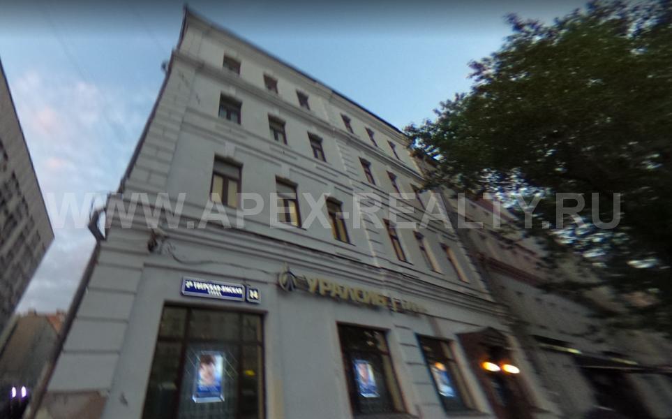 Аренда офиса 35 кв Тверская-Ямская 3-я улица снять помещение под офис Востряковский проезд