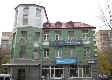 Аренда офиса 20 кв Павловский 3-й переулок офисные помещения под ключ Зональная улица