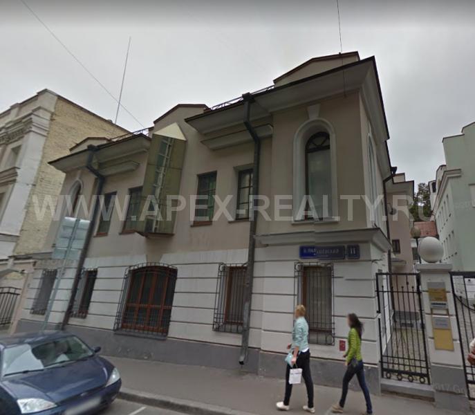 Аренда офиса 30 кв Леонтьевский переулок снять место под офис Филевский бульвар