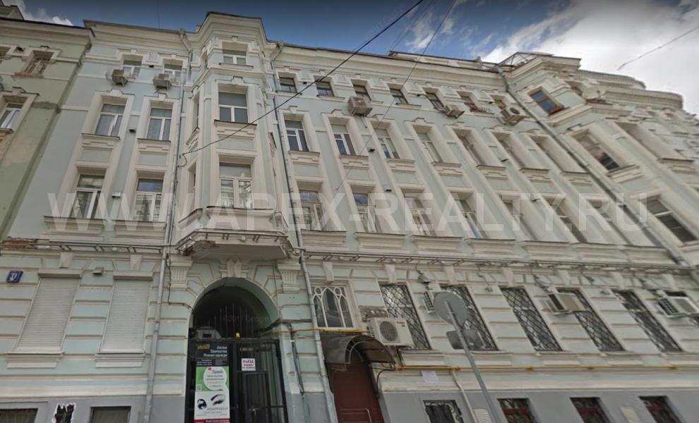 Офисные помещения под ключ Козицкий переулок Снять офис в городе Москва Адмирала Руднева улица
