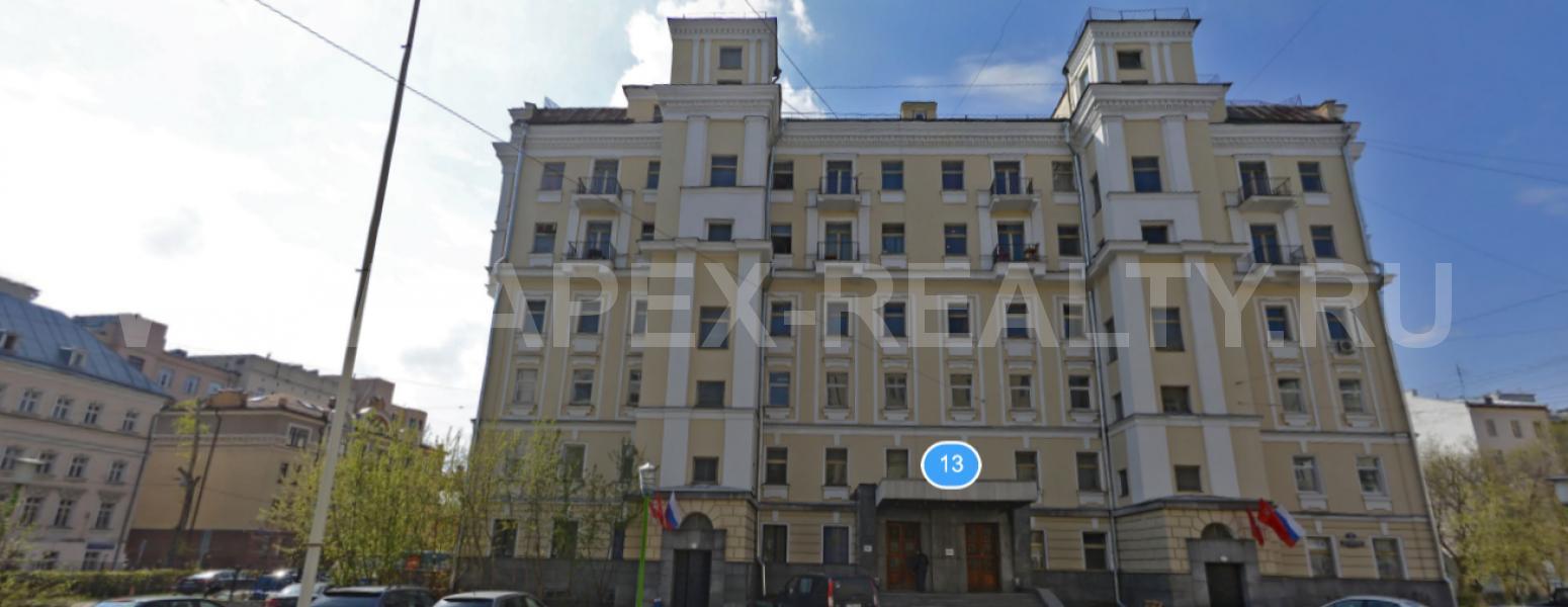 Аренда офиса 40 кв Луков переулок снять офис в москве строгино
